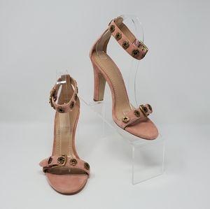 COACH Elizabeth Women's Open-toe Sandal Heel